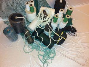 Netze, Seile, Schnüre