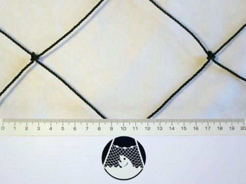 Schutznetz für die Aufzucht von Hühnern und kleinen Hausvögeln, Polyethylen 100/2,0 mm dunkelgrün - 1