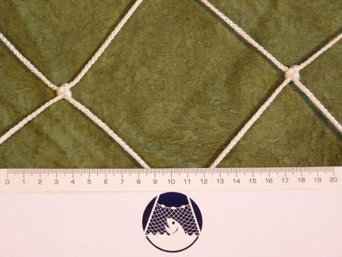 Schutznetz N PPV 120/3,0 mm weiß - 1
