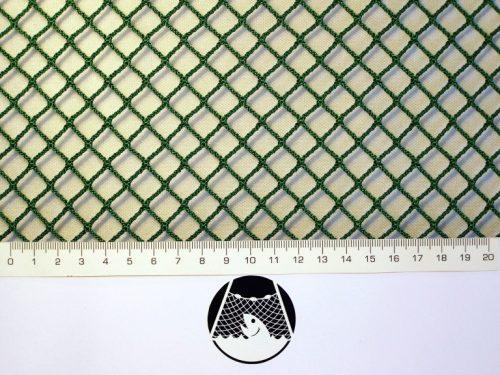 Netzstoff Polyamid Nylon Raschel industriell 10×10/ 1,8 mm PAD grün - 1