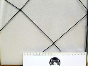 Großflächiges Abdecknetz für Weiher, Polyethylen 150/2,0 mm dunkelgrün