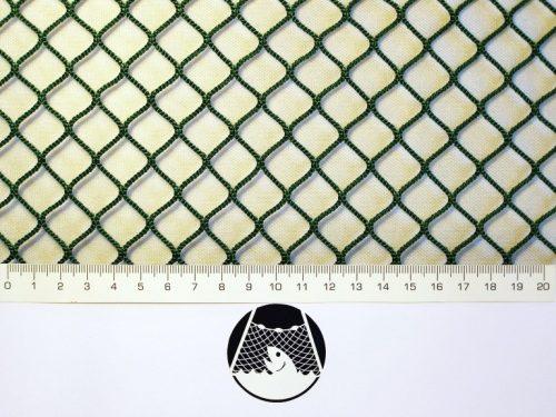 Netzstoff Polyamid Nylon Raschel industriell 15×15/ 2,0 mm PAD grün - 1