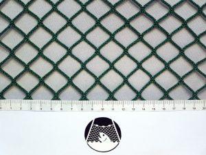 Indoor Golfnetz, Nylon 20/2,8 mm grün