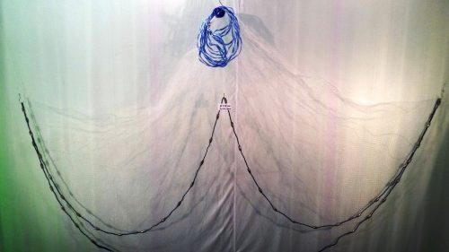 Wurfnetz für Köderfische - 1