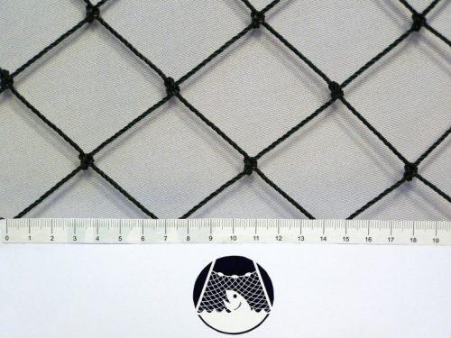 Schutznetz für die Aufzucht von Hühnern und kleinen Hausvögeln, Polyethylen 45/2,0 mm dunkelgrün - 1
