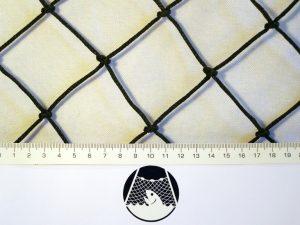 Fußballnetz PET 50/2,5 mm grün