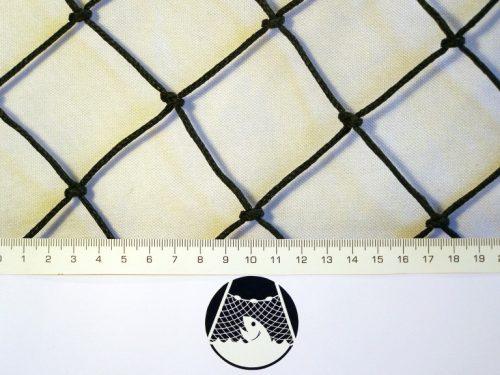Heunetz Ø 140 cm PET 50/2,5 mm grün - 1