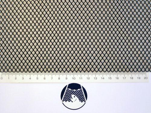 Netzstoff Polyamid Nylon Raschel industriell 5×5/ 0,6 mm PAD schwarz - 1