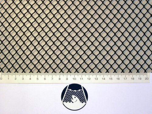 Netzstoff Polyamid Nylon Raschel industriell 8×8/ 1,2 mm PAD schwarz - 1