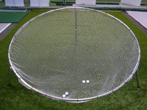 Chipping Netz Ø 190 cm PAD 20/1,4 mm weiß