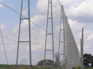 Schutz – Driving Netz, Polyethylen 22/0,9 mm weiß - 2