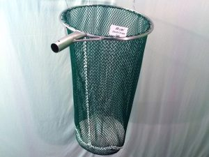 Kescher für Fasanenfang 40/ Nylon 10×10/1,4 mm