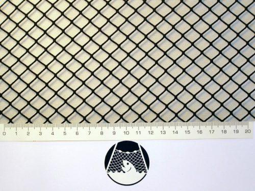 Netzstoff Polyamid Nylon Raschel industriell 10×10/ 1,4 mm PAD dunkelgrün - 1