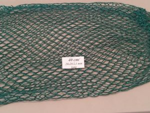 Ersatznetz für Kescher für Fasanenfang 40/ 20×20/2,1 mm PAD