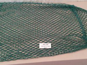 Ersatznetz für Kescher für Fasanenfang 50/ 20×20/2,1 mm PAD