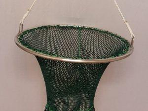 Ohnoutka 45 cm/ 10 mm zelená