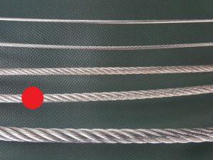 Stahlseil Ø 6 mm verzinkt