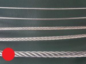 Stahlseil Ø 8 mm verzinkt