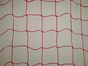 Netz für Skipiste 25 x 1,2 m, Polyethylen 120/3,5 mm rot - 3