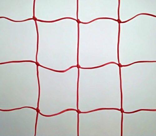 Netz für Skipiste 25 x 1,2 m, Polyethylen 120/3,5 mm rot - 1